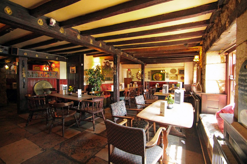 The Buddle Inn at Niton, Isle of Wight
